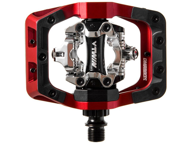 DMR V-Twin Pedals red